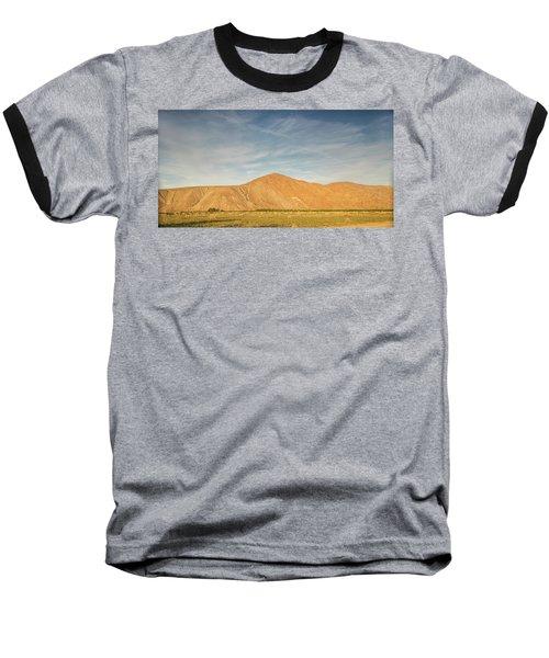 Anza Borrego Sunset Baseball T-Shirt