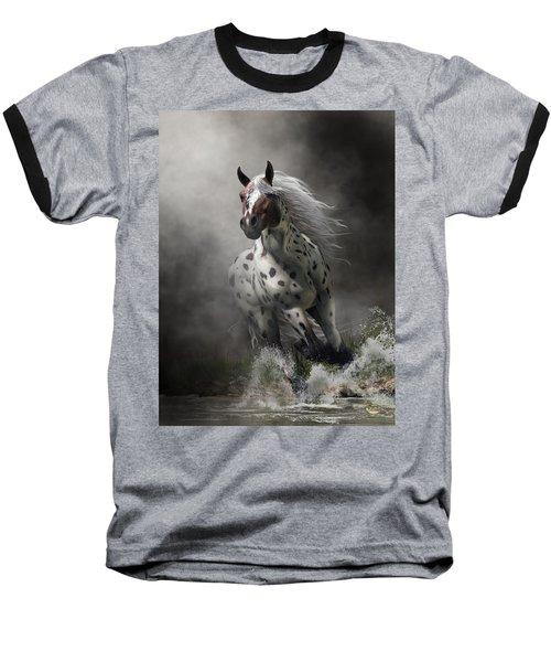 Appaloosa Baseball T-Shirt