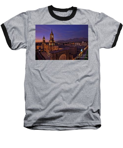 Arequipa Is Peru Best Kept Travel Secret Baseball T-Shirt