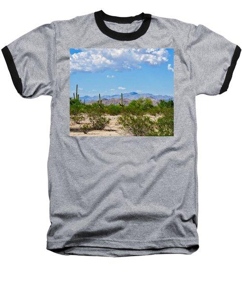 Arizona Desert Hidden Valley Baseball T-Shirt