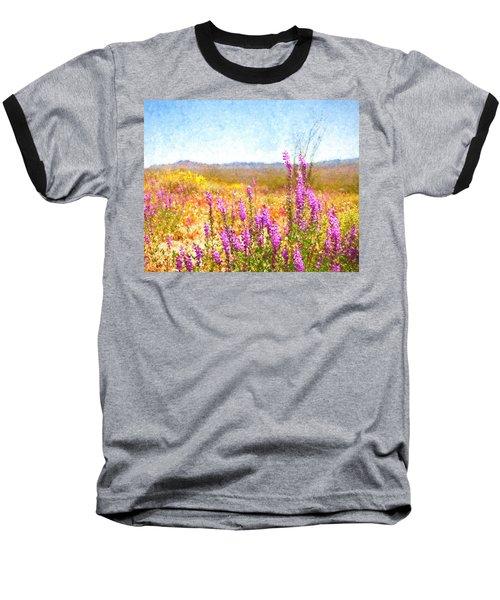 Arizona Lupin Baseball T-Shirt