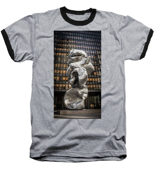 art Baseball T-Shirt