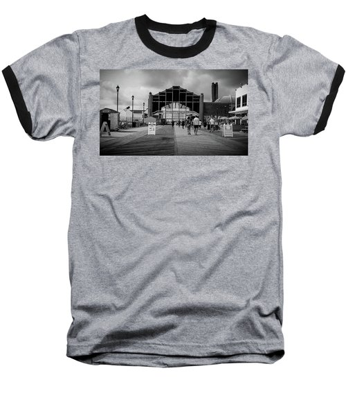 Asbury Park Boardwalk Baseball T-Shirt