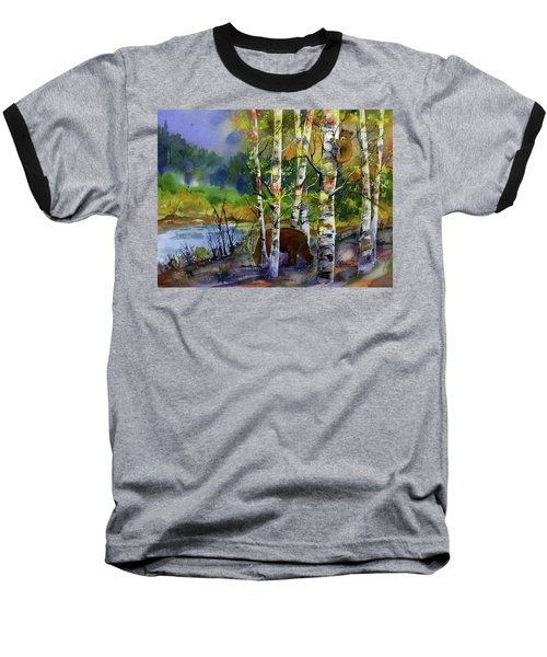 Aspen Bears #2 Baseball T-Shirt