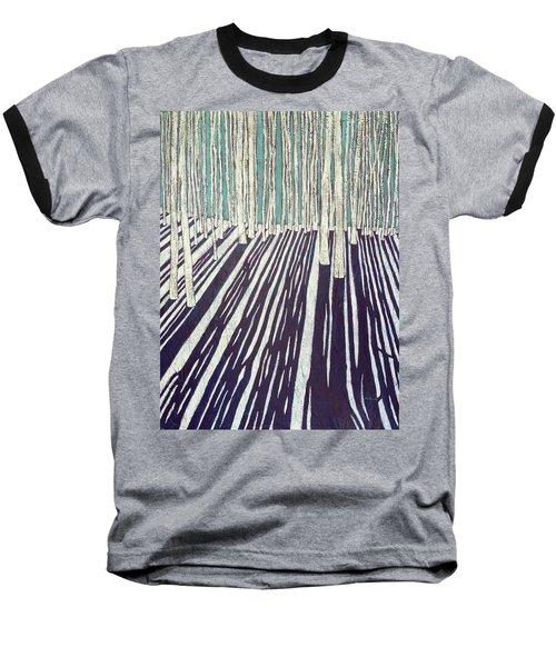 Aspen Shadow Silhouettes Baseball T-Shirt