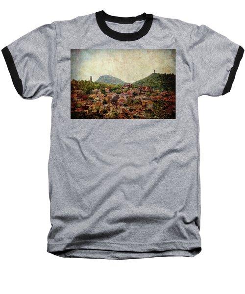 Baseball T-Shirt featuring the photograph at Bird Sight  by Milena Ilieva