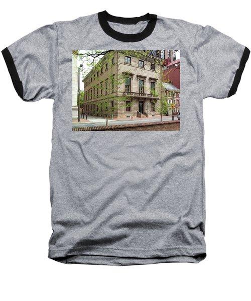 Athenaeum Exterior Baseball T-Shirt