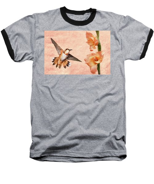 Attraction  Baseball T-Shirt