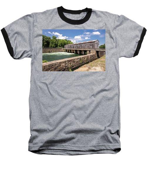 Augusta Canal Headgates - Augusta Ga Baseball T-Shirt