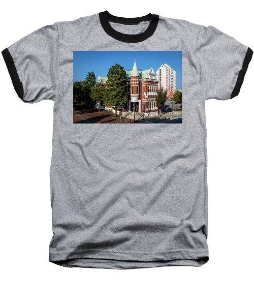 Augusta Cotton Exchange - Augusta Ga Baseball T-Shirt