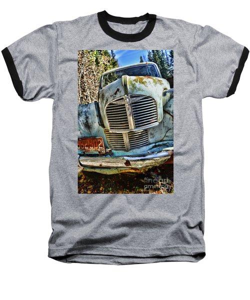 Austin A40 Baseball T-Shirt