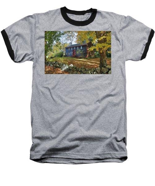 Autumn At Short House Baseball T-Shirt