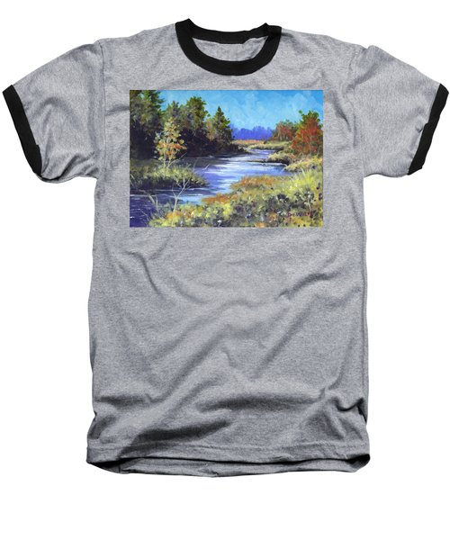 Autumn Brook Skech Baseball T-Shirt