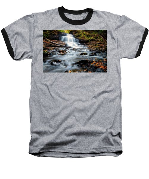 Autumn Days Baseball T-Shirt