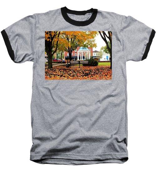 Autumn Gatherings  Baseball T-Shirt