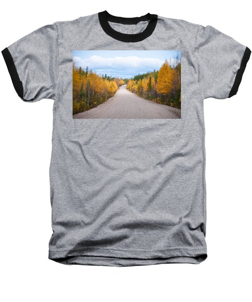 Autumn In Ontario Baseball T-Shirt