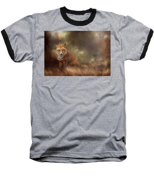 Autumn Journey Baseball T-Shirt