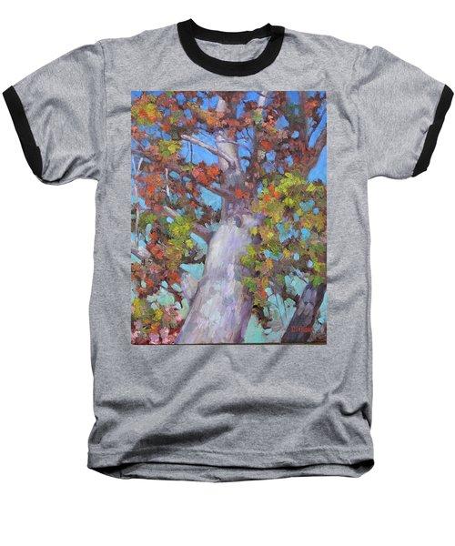 Autumn Oak Baseball T-Shirt