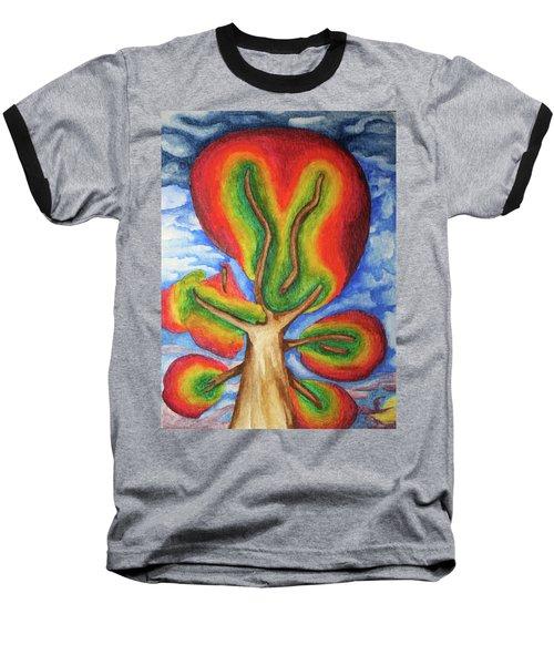 Autumn Tree 2019 I Baseball T-Shirt