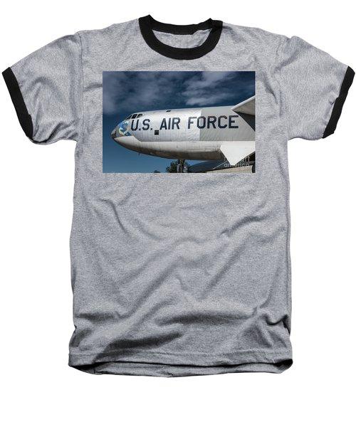 B-52 Stratofortress Baseball T-Shirt