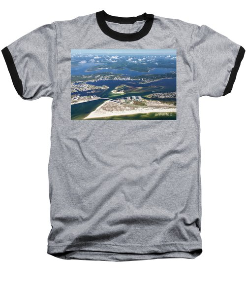 Backwaters 5122-a Baseball T-Shirt