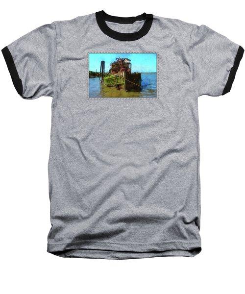 Bad Water Day Baseball T-Shirt