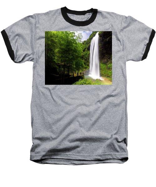 Baiyun Waterfall II Baseball T-Shirt