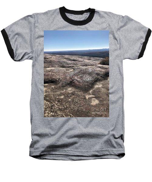 Bald Rock Baseball T-Shirt