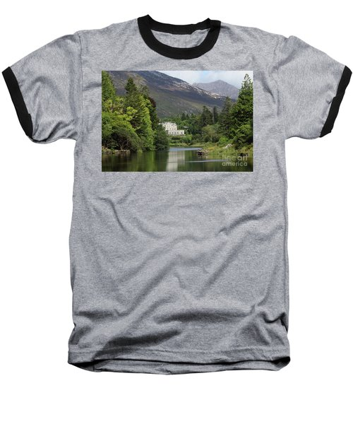 Ballynahinch Castel Baseball T-Shirt