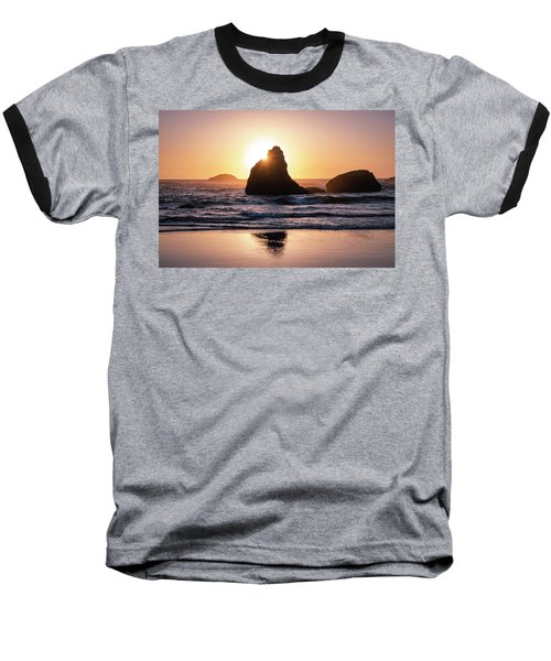 Bandon Light Baseball T-Shirt