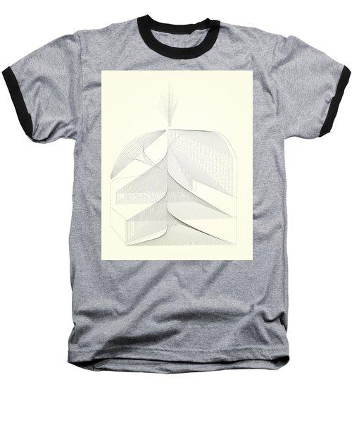 Barn Ramp Construct Baseball T-Shirt