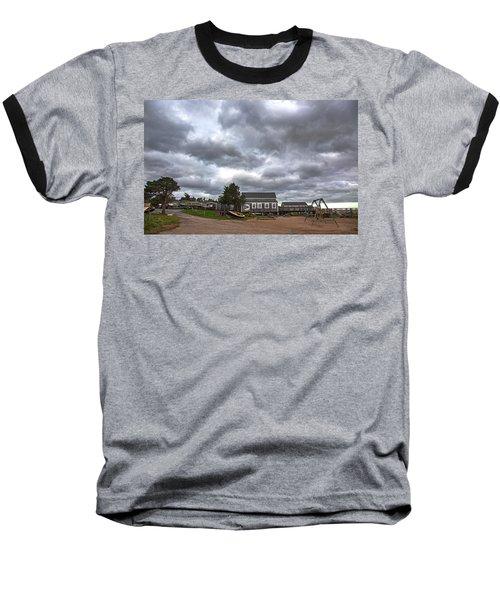 Barnstable Yacht Club October Baseball T-Shirt