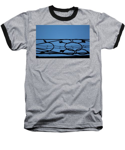 Barrier Baseball T-Shirt