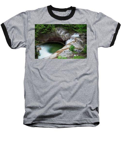 Basin From Above, Nh Baseball T-Shirt
