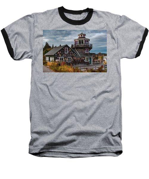 Bass Harbor Baseball T-Shirt