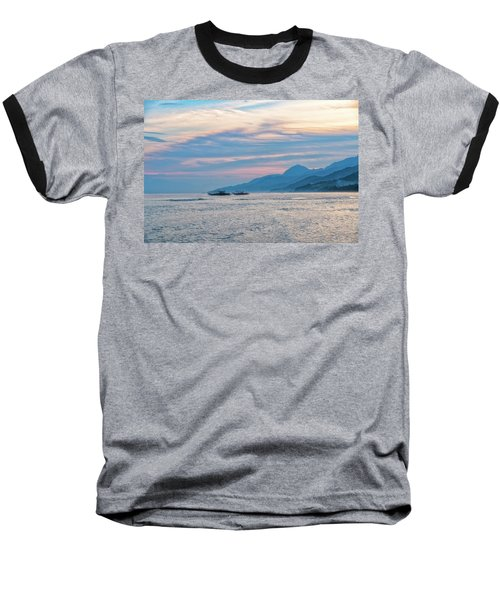 Batangas Sunset Baseball T-Shirt