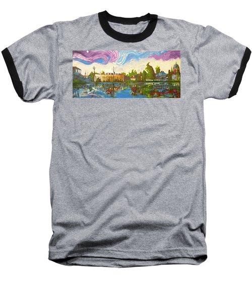 Bayou Saint John One Baseball T-Shirt