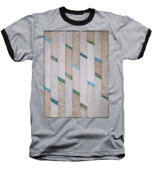 Beach Glass Baseball T-Shirt