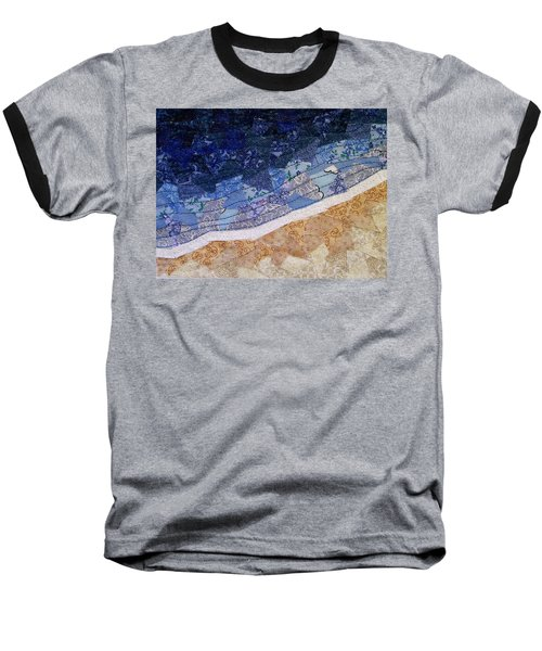 Beach Baseball T-Shirt