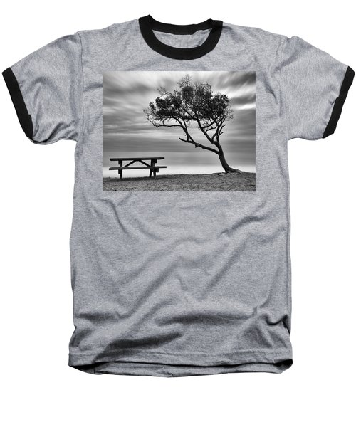 Beach Tree Baseball T-Shirt