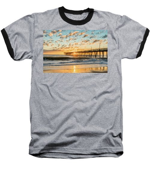Beaching It Baseball T-Shirt