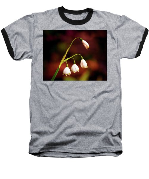 Beautiful Bells Baseball T-Shirt