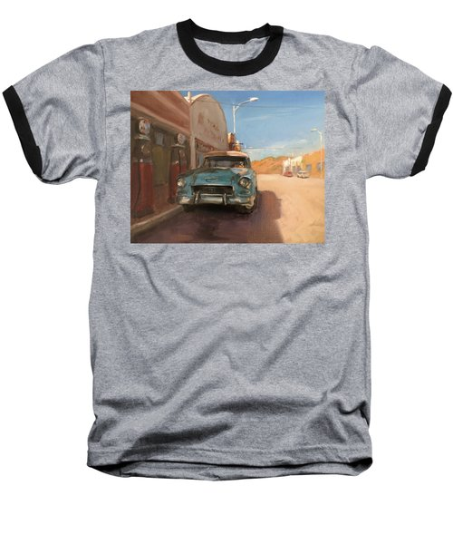 Beautiful Downtown Lowell, Arizona Baseball T-Shirt