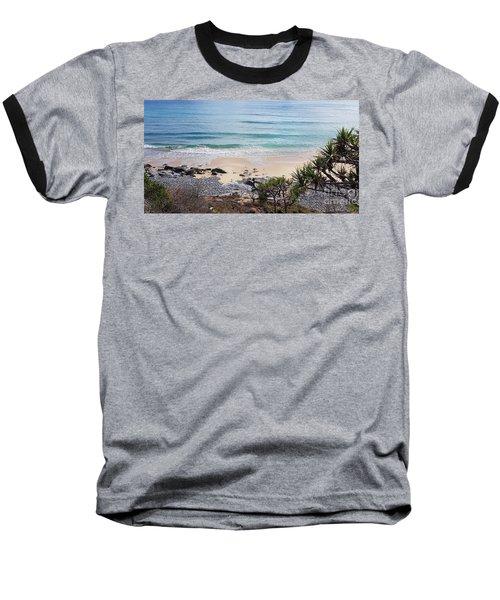 Beautiful Noosa Beach  Baseball T-Shirt