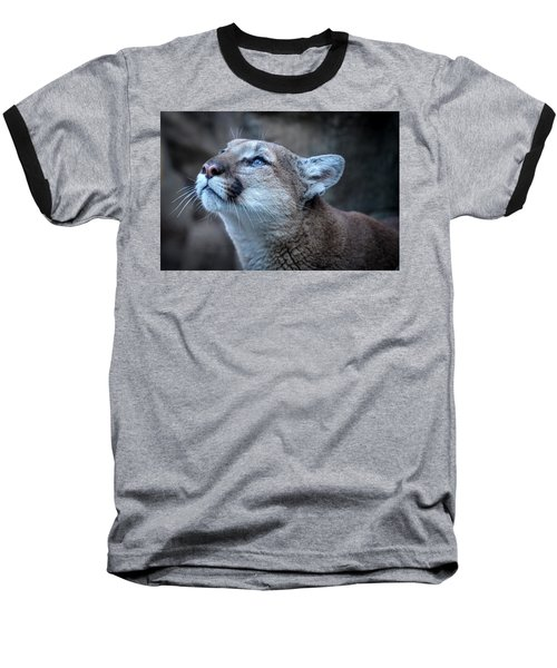 Beautiful Puma Baseball T-Shirt