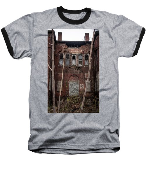 Beauty In Decay Baseball T-Shirt