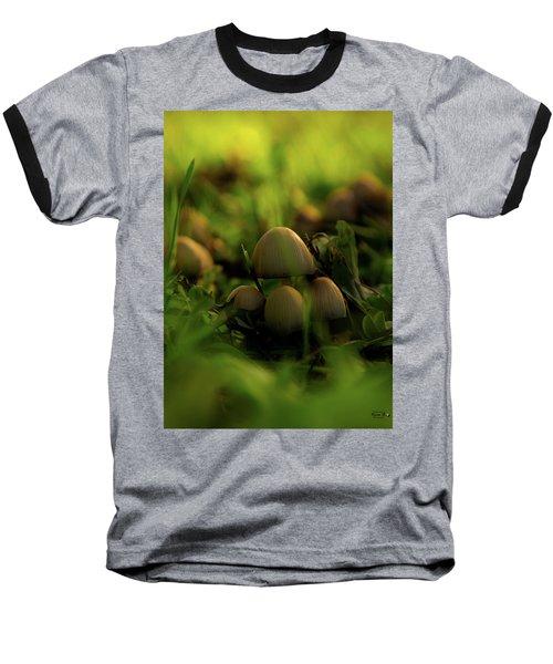 Beauty Of Fungus Baseball T-Shirt