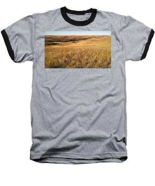 Beauty On The High Plains Baseball T-Shirt