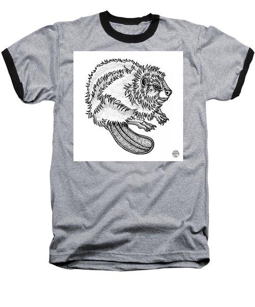 Beaver Baseball T-Shirt