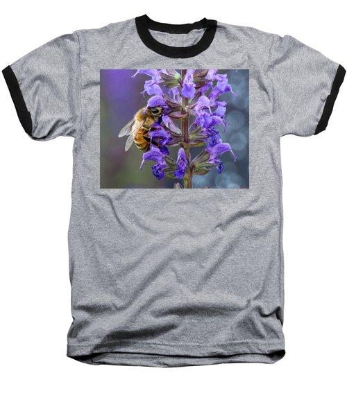 Bee-utiful Pollinator Baseball T-Shirt
